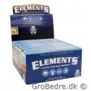 1 kasse Elements King Size Slim