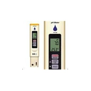 HM DIGITAL pH METER WATERPROOF pH80